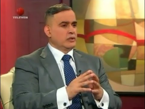 José Vicente Hoy 3 Entrevista Tarek William Saab