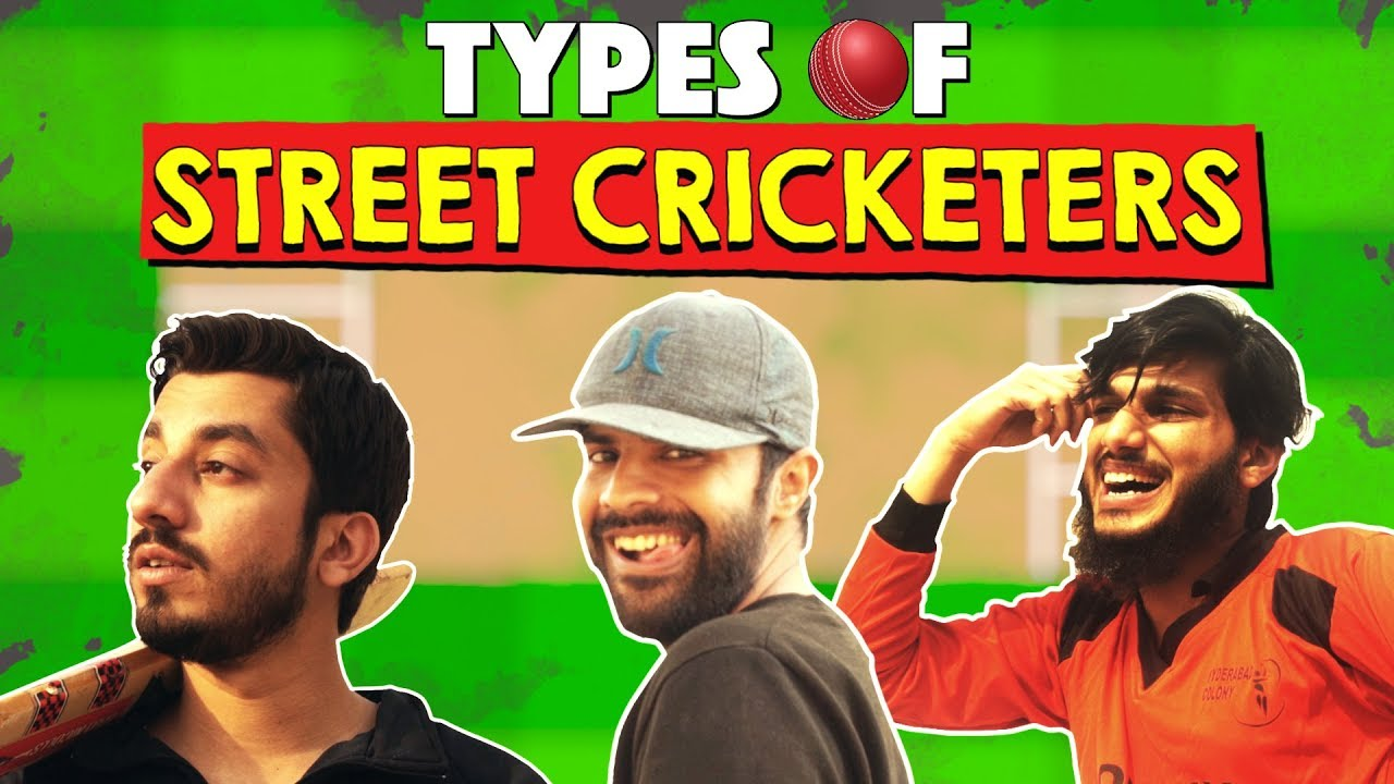 Types of Street Cricketers | MangoBaaz