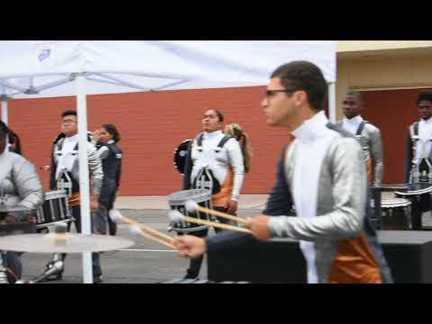 Rancho Cucamonga HS Drumline - 2018
