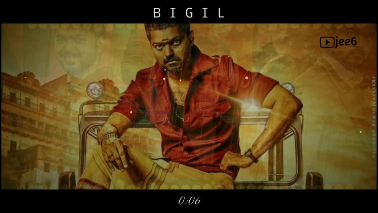 Bigil Bgm Music Vijay Ar Rahman Jee6 By J E E 6