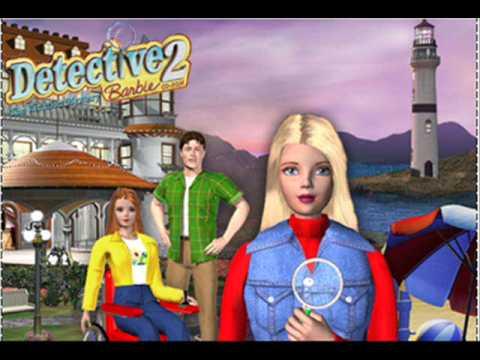 Detective Barbie 2 Youtube