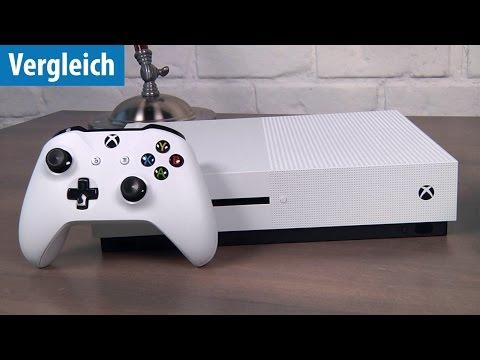 Xbox One S vs. Xbox One - Lohnt sich die neue Konsole? | deutsch / german