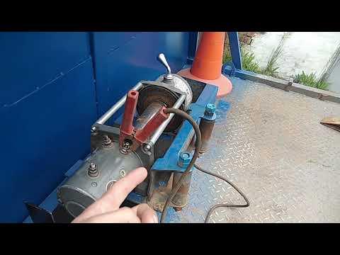 Секрет как включить лебедку напрямую, без блока управления и без пульта управления
