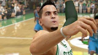 NBA 2k14 My Career PS4 - Nasty Injury Ep.23