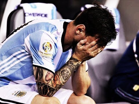 Lionel Messi ● Copa América Centenario - The Last of his Kind for Argentina | HD