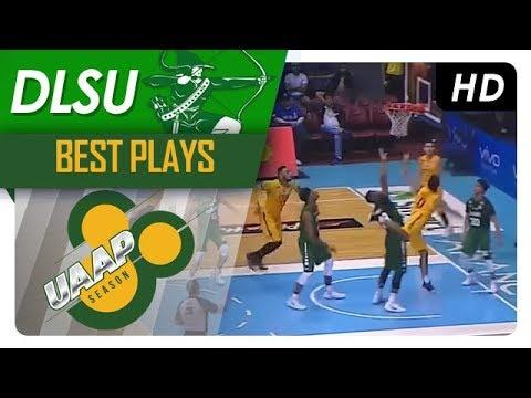 Richard Escoto smart 'nakaw play' against DLSU | FEU | Best Plays