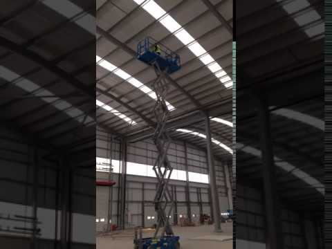 High level warehouse cleaning, Dartford