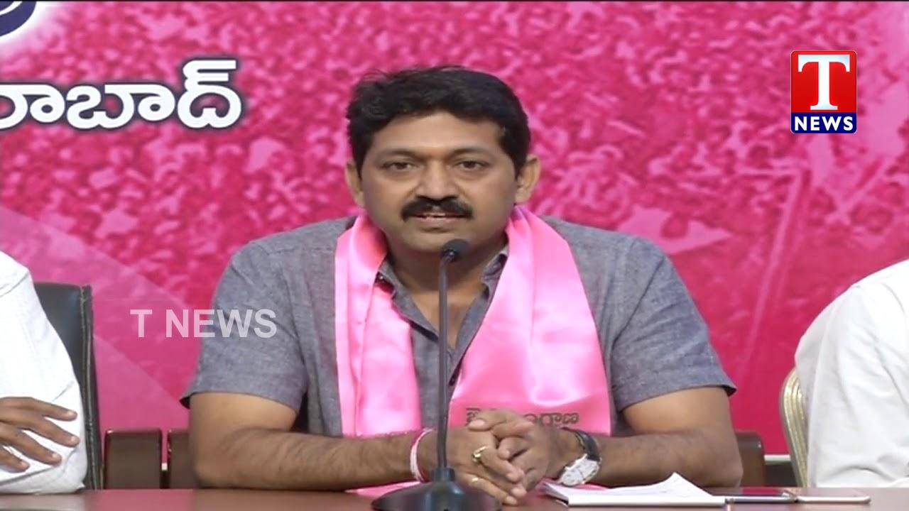 Pochampally Srinivas reddy fires on Konda Vishweshwar reddy over Comments  on TRS Govt | Tnews Telugu