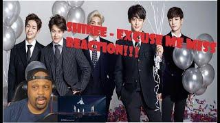 SHINee - Excuse Me Miss Live Stage (Reaction) 샤이니 실례합니다 라이브 …