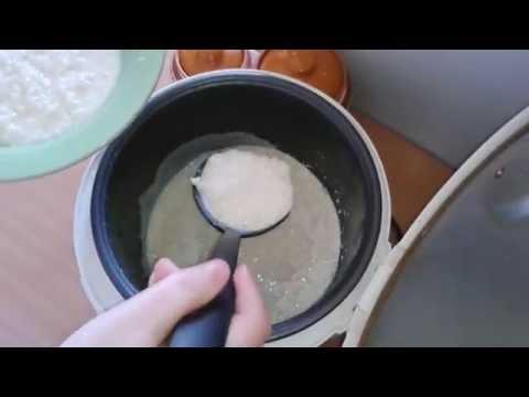 Молочные каши в мультиварке : Каши в мультиварке