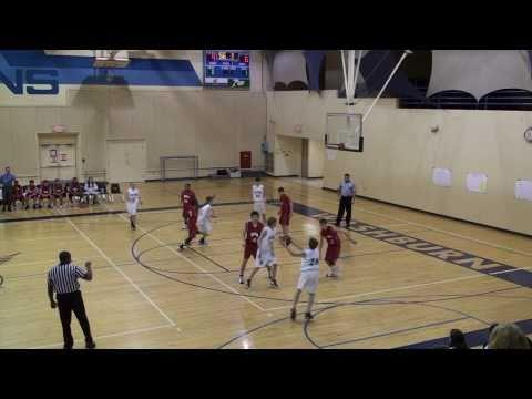 7A Perry Schmiedeler basketball highlights
