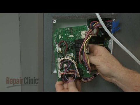 Main Control Board - Whirlpool Refrigerator