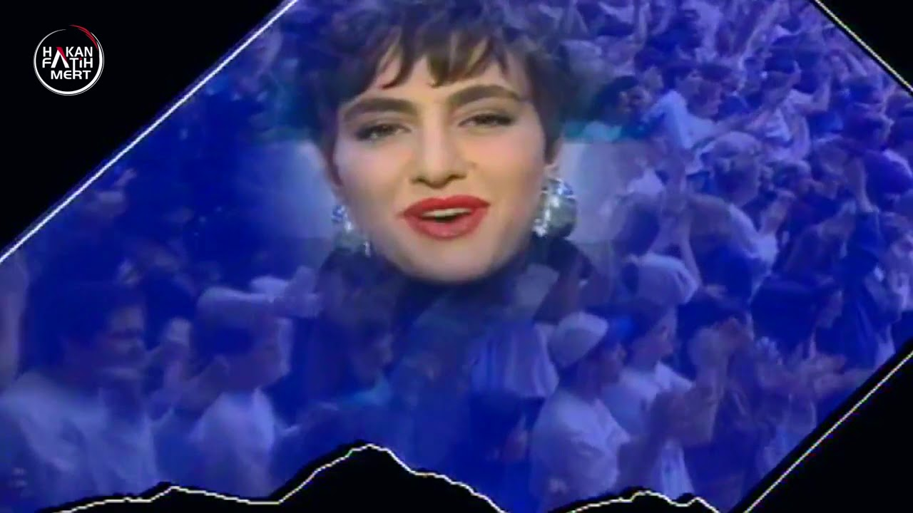 Eda Özülkü - Sevgili Adaletin (Stereo) 1994 | Orijinal Müzik Video