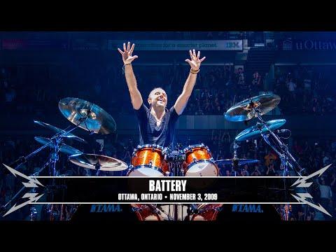 Metallica: Battery (MetOnTour - Ottawa, Canada - 2009) Thumbnail image