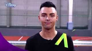 Access All Areas - Union J Interview - Official Disney Channel UK HD