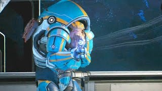 MASS EFFECT ANDROMEDA Official Multiplayer Gameplay Trailer