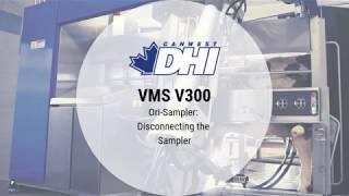 V300: Ori Sampler Disconnecting the Sampler