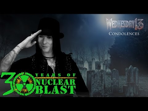 WEDNESDAY 13 - Signing to Nuclear Blast (OFFICIAL TRAILER)