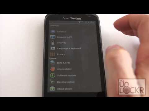 How To Root the HTC Rezound