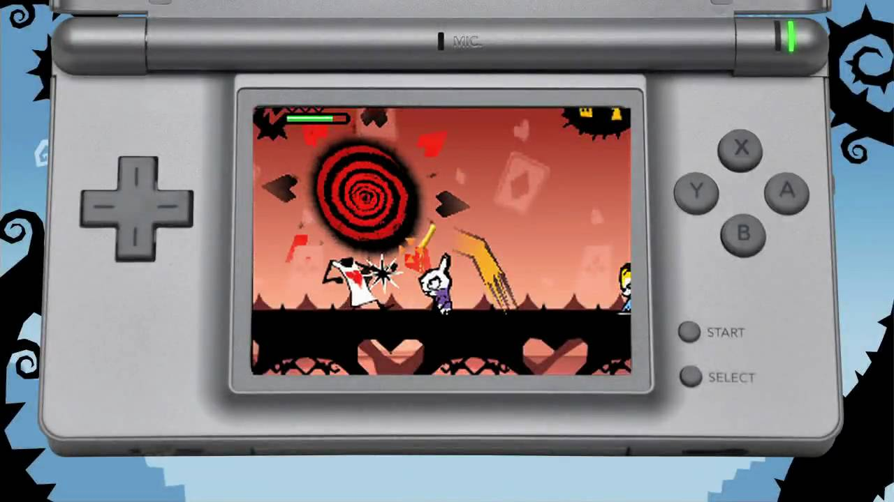 Young nude tube videos for nintendo dsi