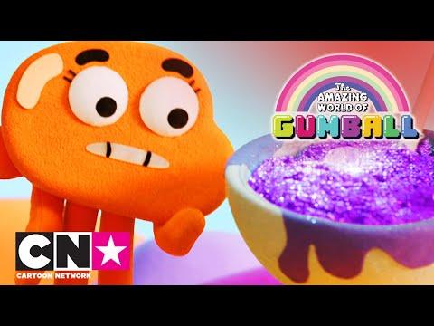 Uimitoarea lume a lui Gumball   Mâncarea ciudată   Cartoon Network