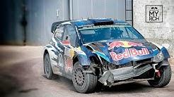 Jari-Matti Latvala Crash Compilation tribute 2003-2015