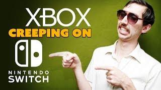 Microsoft STALKING Nintendo Switch? Hmmm - The Know Game News