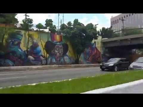 Graffiti Art in Sao Paulo