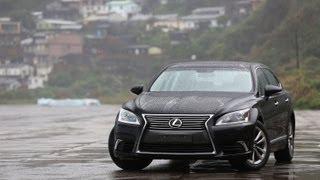 集尊榮於一身 Lexus LS460L