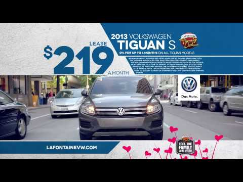 LaFontaine Volkswagen - Feel The Family Love Weekend Specials - Dearborn, MI