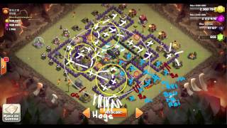 Clash of Clans - Desenhando seu Ataque #01