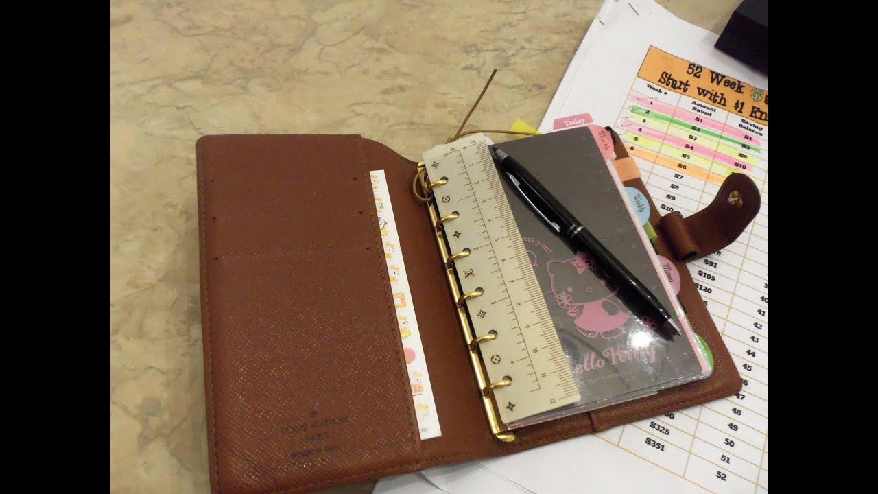 Tiny Ink Pens 4 Louis Vuitton PM Agendas  Savings