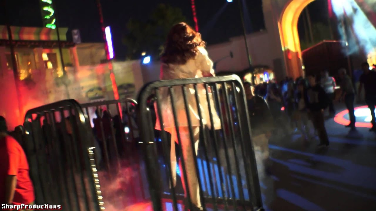 Halloween Nights Universal Studios Hollywood