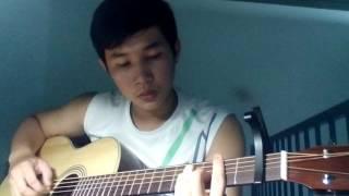 Test guitar Sao Mai 1tr5  hồng đào cho Hồng Thắm :))