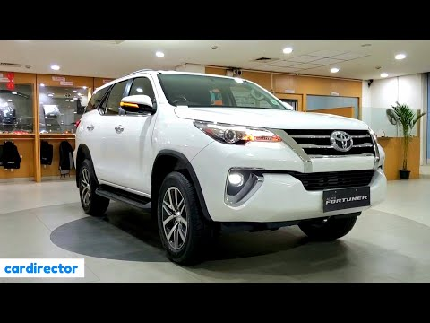 Toyota Fortuner 2.8 4x4 2020 | BS6 Fortuner 2020 Top Model |
