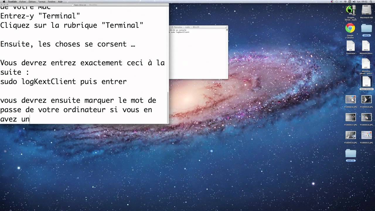 Tutoriel n 3 comment t l charger et utiliser un - Comment telecharger open office sur mac ...