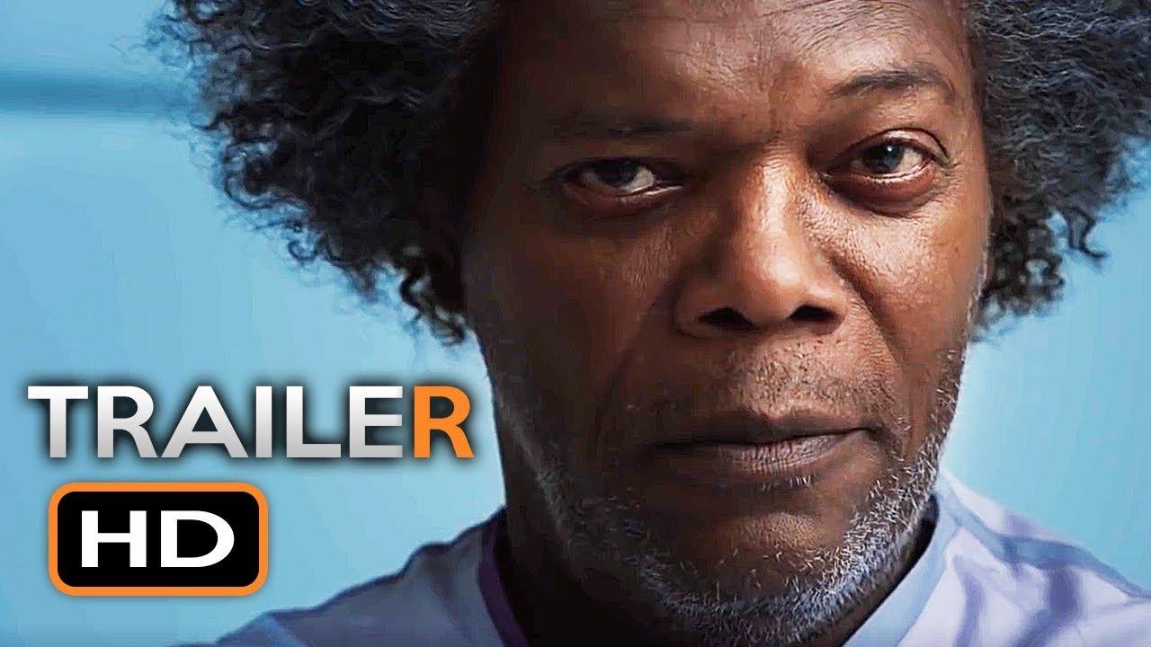 Movie Poster 2019: GLASS Official Trailer (2019) M. Night Shyamalan Thriller