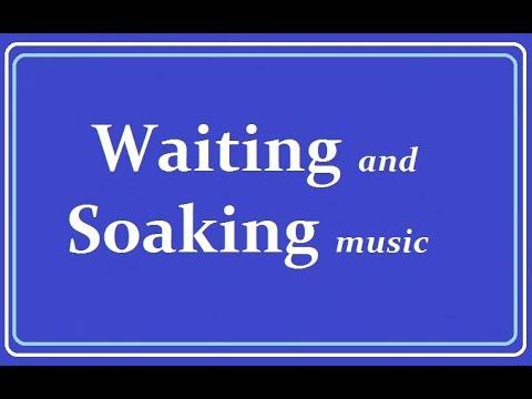 Waiting and Soaking Music  444hz