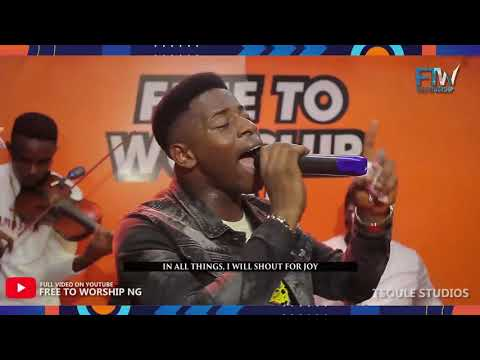Download Kingspraise  - Wind Of Glory -  Spontaneous Worship - cHINYERE uDOMA