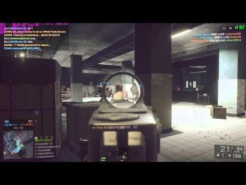evga gtx 960 ssc 2gb Battlefield 4 ultra/high/medium/low