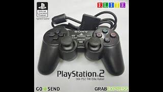 STIK PS2 TW ELITE HITAM