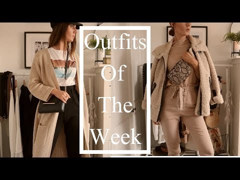 Winter Outfits Of The Week | LookBook. http://bit.ly/2GPkyb3