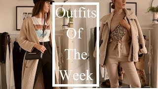 Winter Outfits Of The Week | LookBook