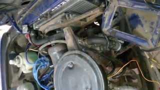 видео Термостат жигули 2105. 5.4 Терморегулятор охлаждающей жидкости (термостат)