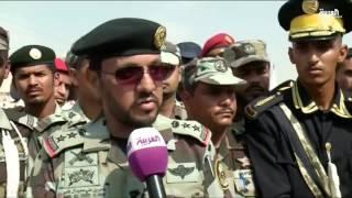 العربية تواكب قوات الطوارئ الخاصة في السعودية في تدريب عناصرها لمواجهة العمليات الإرهابية في جازان