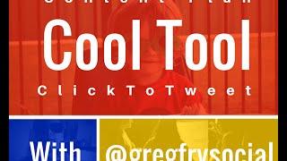 ClickToTweet - Content Plan Cool Tool thumbnail