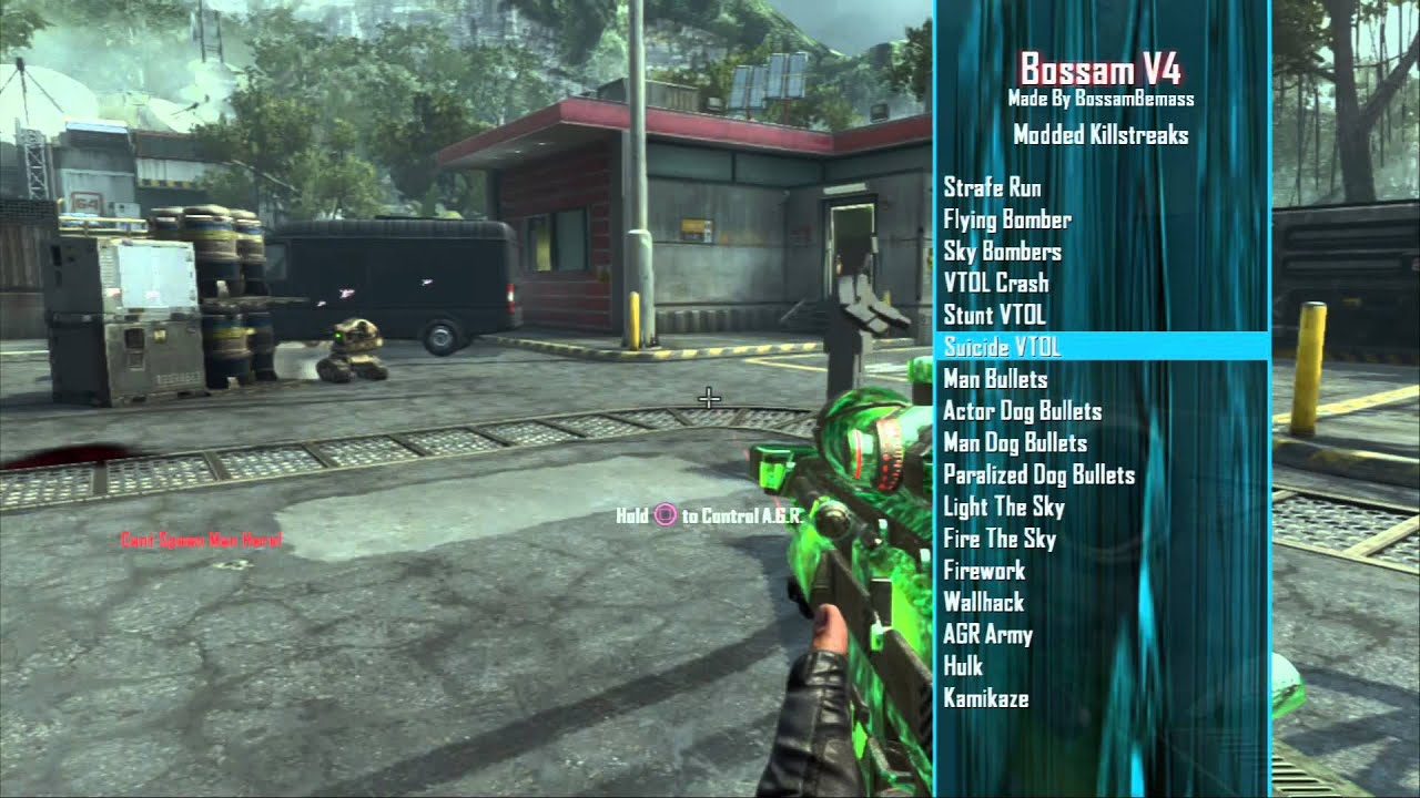 Black Ops 2 Bossam V4 Mod Menu GSC 119 Download YouTube