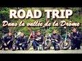 ROAD TRIP en motos dans la vallée de la Drôme ? #gopro