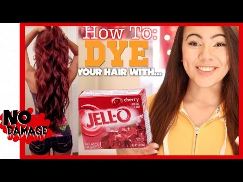 how-to-dye-your-hair-with-jell-o?!?!