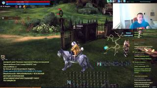 Обзор MMORPG Tera